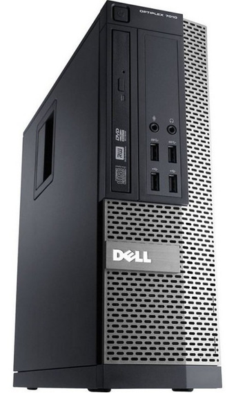 Cpu Dell Optiplex Core I5 4gb 500gb - Mostruario