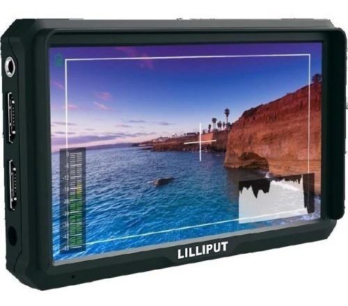 Monitor De Campo Lilliput A5 5 4k Hdmi