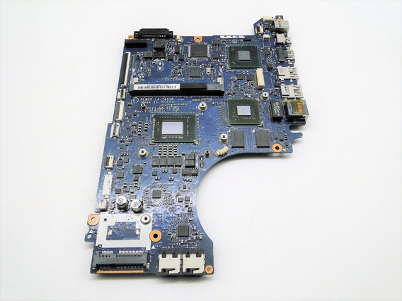Placa-mãe Plw00 La-7451p Vídeo Ded. Core I5 Dell Xps L412z