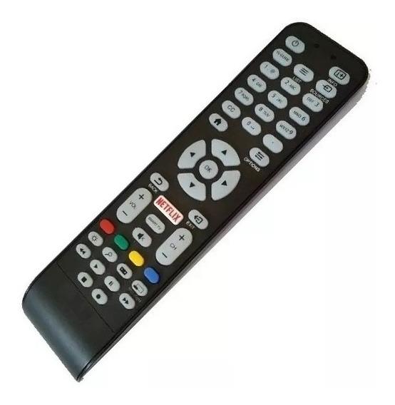 Controle Remoto Tv Aoc Smart Netflix Le32s5760 Le32s5970