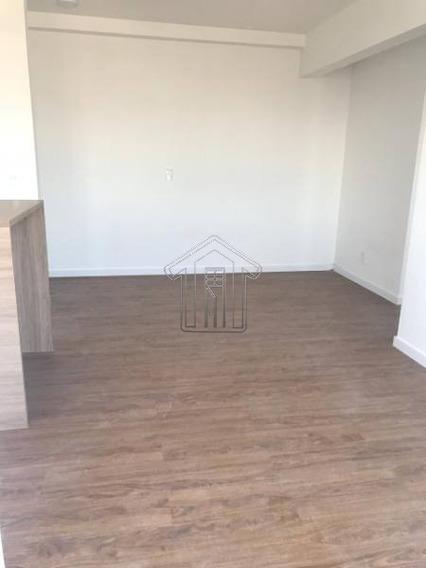 Apartamento Em Condomínio Padrão Para Locação No Bairro Vila Palmares, 2 Dorm, 2 Vagas, 47 M - 11241agosto2020