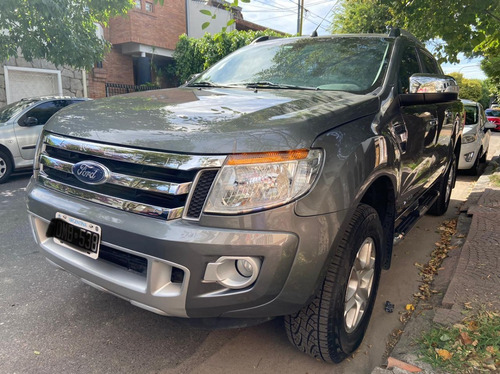 Impecable   Ford Ranger Limited   Como Nueva 4x4 Diesel
