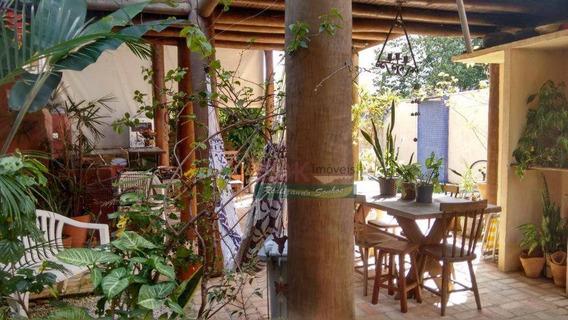 Casa Com 2 Dormitórios Para Alugar, 140 M² Por R$ 2.300/mês - Centro - Taubaté/sp - Ca1928