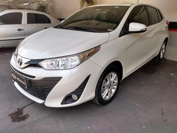 Toyota Yaris Hatch Yaris Xl Plus Tech 1.3 Flex 16v Aut. Fle