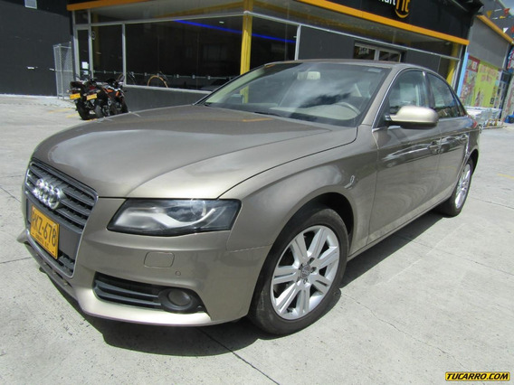 Audi A4 Luxury 1800 Cc Turbo