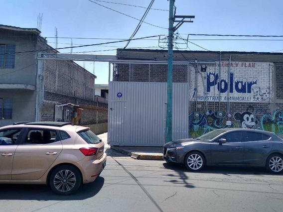 Bodega En Renta En Leyes De Reforma 1a Secc., Iztapalapa.