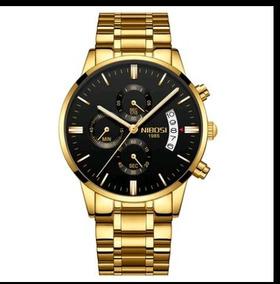 Relógio Nibosi Quartzo A Prova D