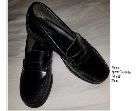 Zapatos Usados Sperry Top-sider Para Caballeros/model Clásic