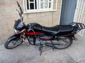 Honda Eco 100 Negra