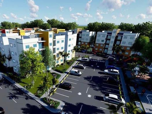 Apartamentos Con Bono Vivienda En Zona Oriental