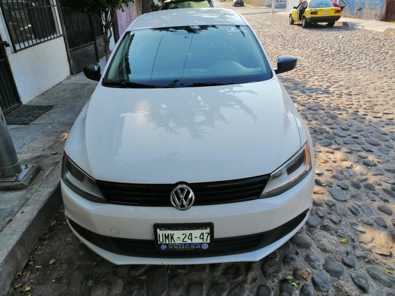 Volkswagen Jetta 2.0 L4 Mt 2014