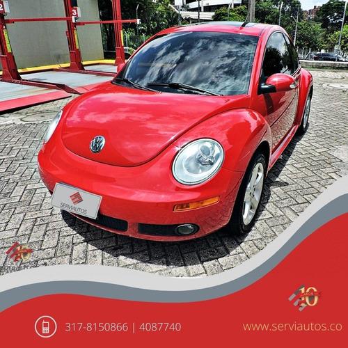 Volskwagen New Beetle Gls 2009