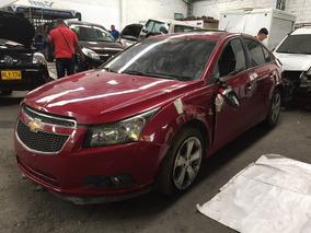 Chevrolet Cruze Platinum 2011 Chocado Salvamento Siniestro