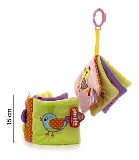 Librito De Peluche Con Sonido Phi Phi Toys