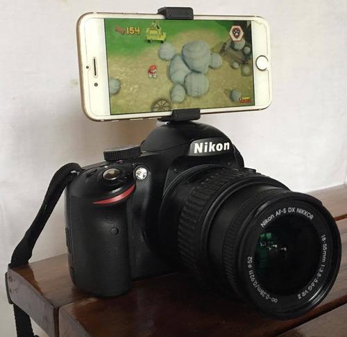 Soporte Celular Nikon Canon