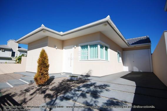 Casa Com Móveis Planejados, De 03 Dormitórios Com Suíte, Em Condomínio Maravilhoso, Na Praia De Fora - 4184