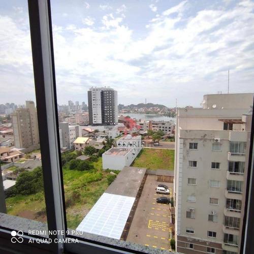 Apartamento Com 2 Dormitórios À Venda, 73 M² Por R$ 380.000,00 - Stan - Torres/rs - Ap0564