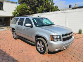 Chevrolet Suburban G Piel Aa Dvd Qc 4x4 At 2011