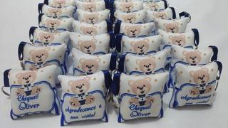 55 Almochaveiros Lembrancinha Maternidade Ursinho Principe