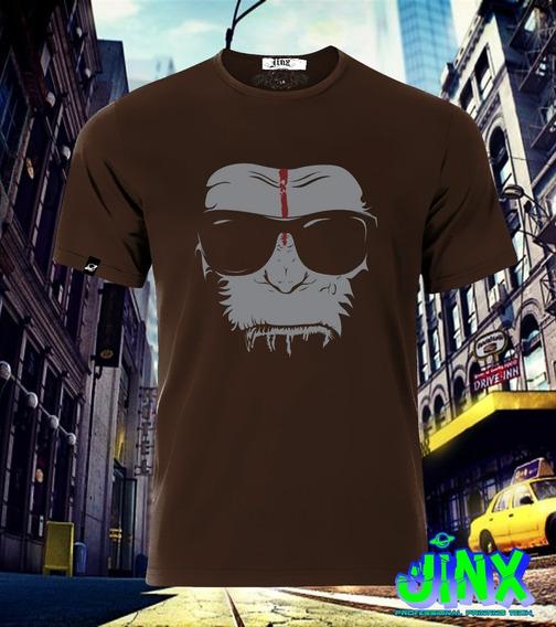 Playera Camiseta Cesar El Planeta De Los Simios Revolucion