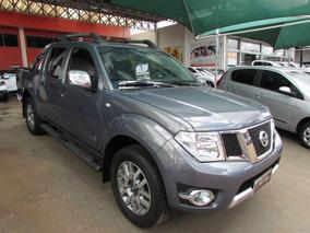 Nissan Frontier Sl 4x4 Automatica 2014