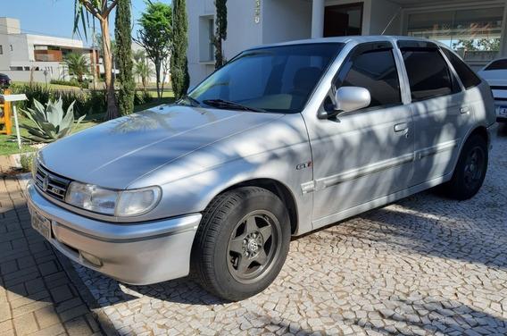 Pointer Gti 2000 Prata 1995 Impecável - Carro De Colecionado