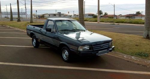 Ford Pampa 1989 Em Ótimo Estado