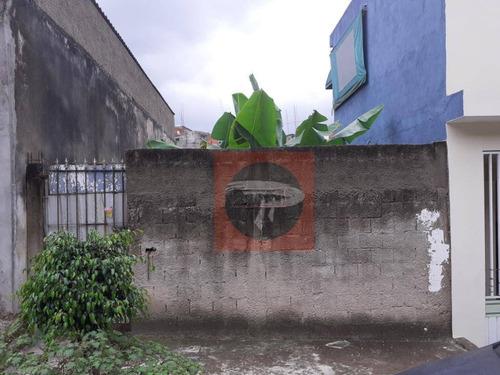 Imagem 1 de 2 de Terreno À Venda, 125 M² Por R$ 80 - Jardim Pérola I - - Te0020