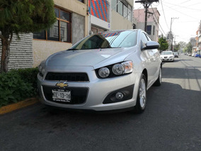 Chevrolet Sonic 1.6 Ltz L4 Man At