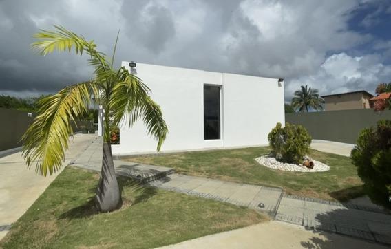 Casa De Playa Con Piscina Y Muelle Privado, Urb. Privada