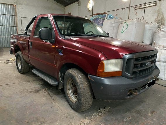 Ford F-100 Xl Diesel 2001 - F100