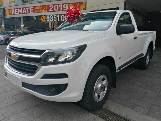 Chevrolet S-10 2.5 Cabina Regular Mt 2017, ¡somos Agencia!