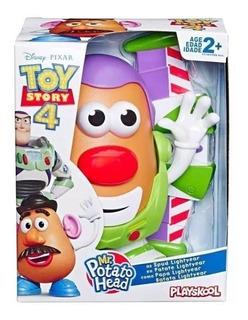 Señor Cara De Papa Buzz Lightyear Toy Story Casa Valente