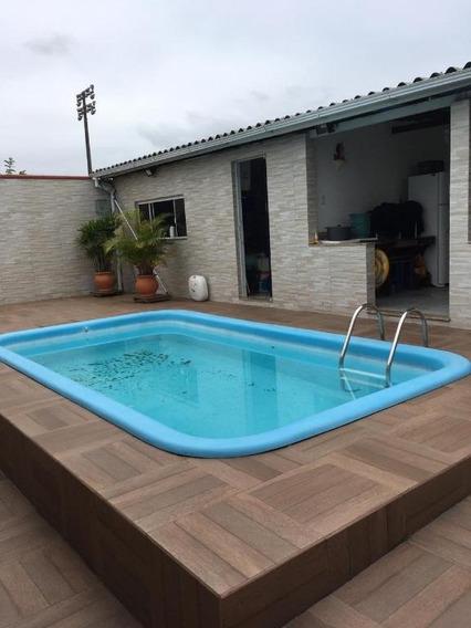 Casa Em Caminho Novo, Palhoça/sc De 120m² 4 Quartos À Venda Por R$ 380.000,00 - Ca270633