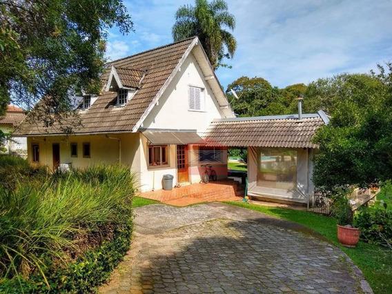 Casa Com 4 Dormitórios À Venda, 272 M² Por R$ 550.000 - Patrimônio Do Carmo - São Roque/sp - Ca0890