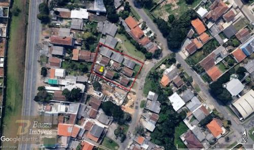 Terreno Em Rua - 329-v