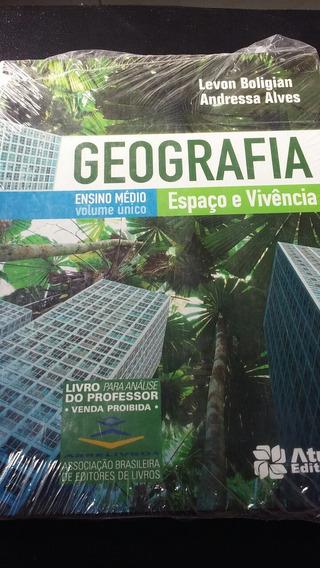 Didático Geogr Ensino Médio Espaço E Vivência 3° Edição 2011