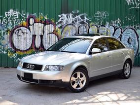 Audi A4 1.8t Cuero - Permuto - Pintura De Fabrica -