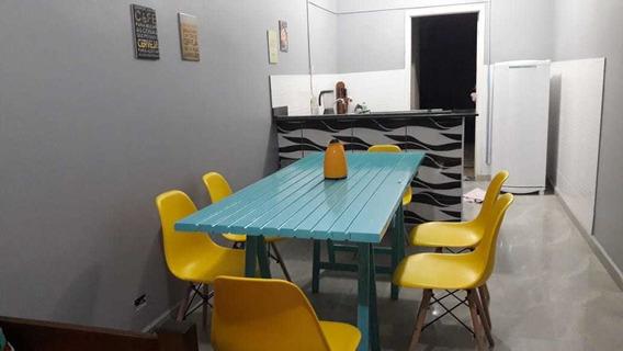 Casa Beira Da Praia Final De Semana R$500,00