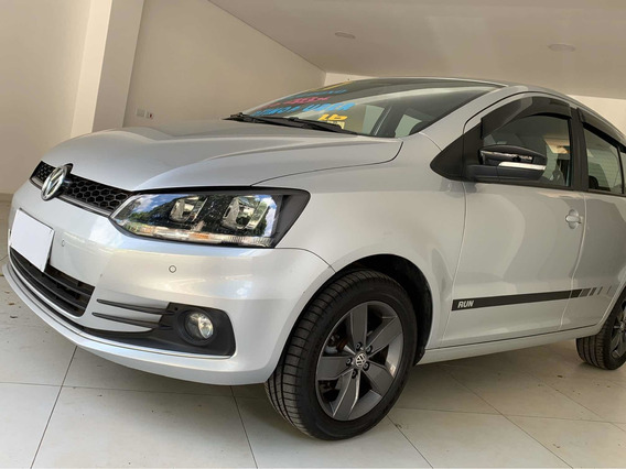 Volkswagen Fox 1.6 Run Total Flex 5p 2017