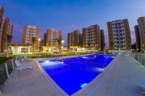 Apartamento Com 3 Dormitórios À Venda, 61 M² Por R$ 269.000,00 - Portão - Curitiba/pr - Ap0142