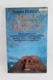 L3520 Tomas Doreste -- Magiay Enigmas De America