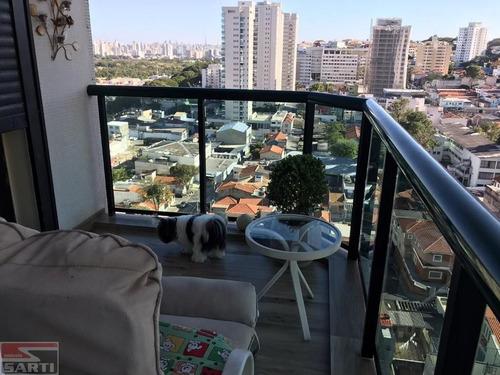 Imagem 1 de 15 de Apartamento - 3 Suítes - Sala Para 02 Ambientes - 2 Vagas  - St18639
