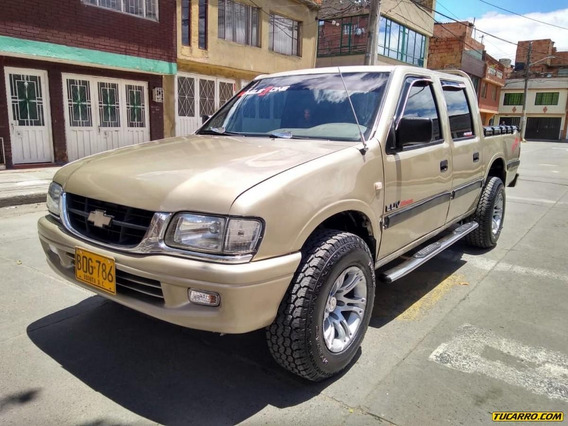 Chevrolet Luv Tfr Mt 2500 Aa 4x2