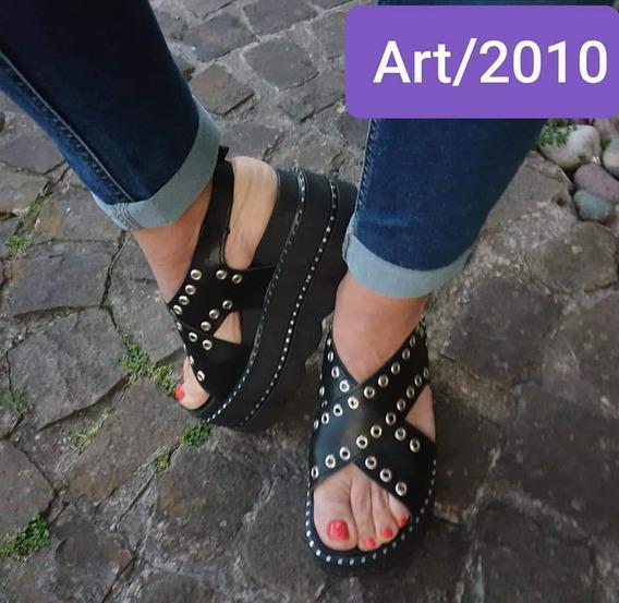 Zapatos Con Plataforma Art 2010