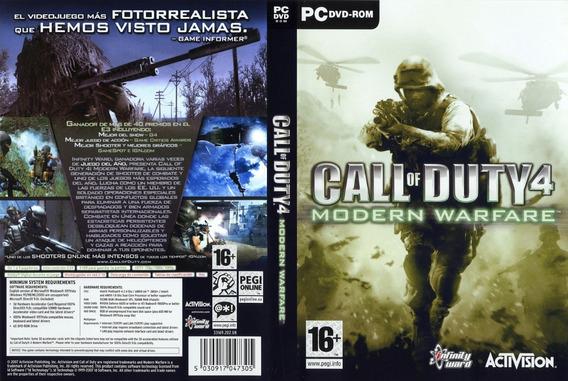 Call Of Duty 4 Modern Warface Pc Fraco