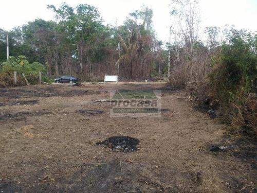 Imagem 1 de 2 de Terreno À Venda, 450 M² Por R$ 27.000 - Área Rural - Manaus/am - Te0821