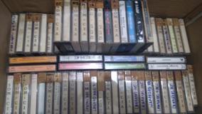 Lote De Fitas Cassetes K7 Gravadas, Raridades, Vintage, Tdk