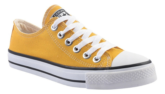 Tênis Converse All Star Cano Baixo Adulto Cores
