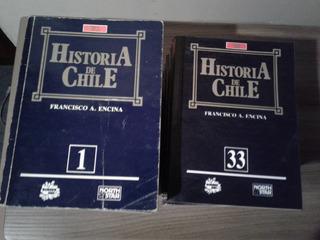 Historia De Chile - Ercilla